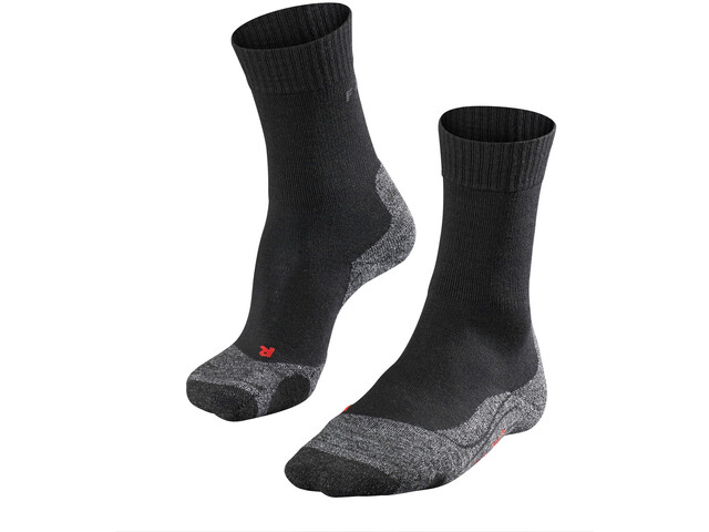 Falke TK2 Trekking Socken Herren black mix